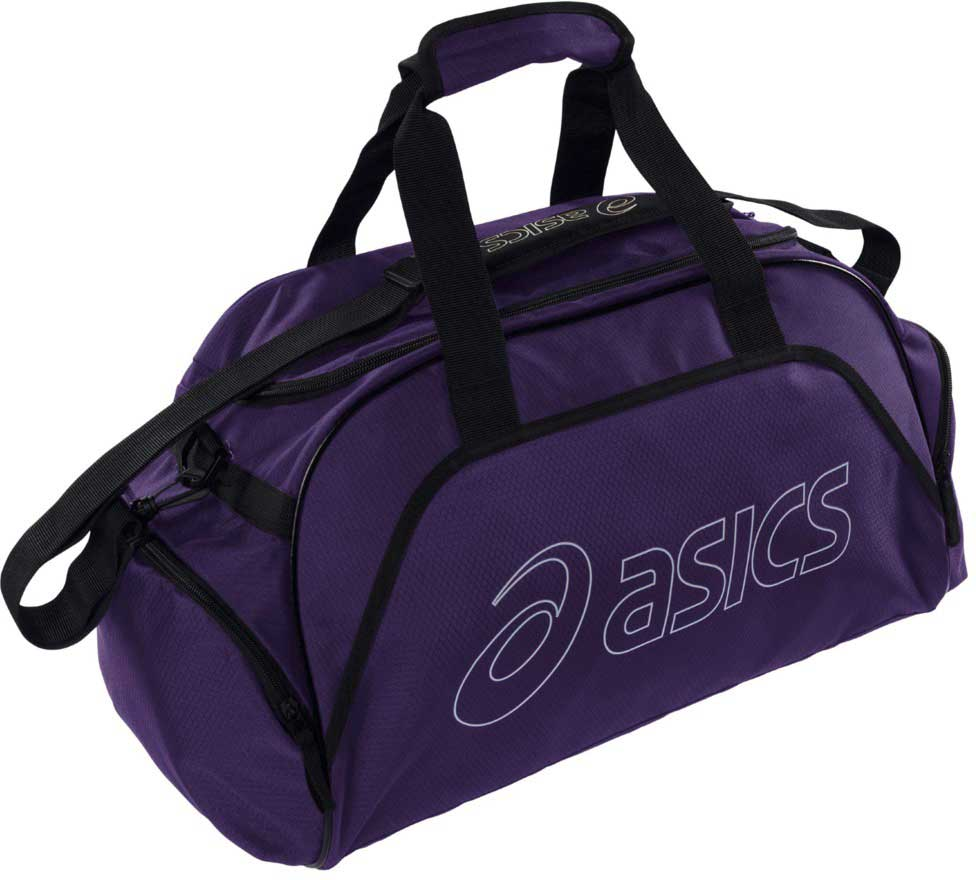 asics bag purple