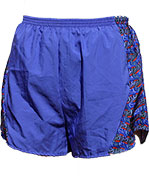 Escher Distance Short Purple